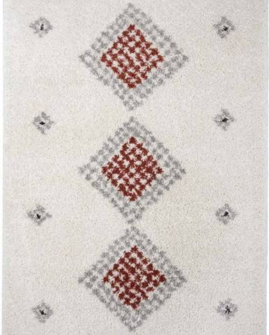 Krémový koberec Mint Rugs Cassia, 80 x 150 cm