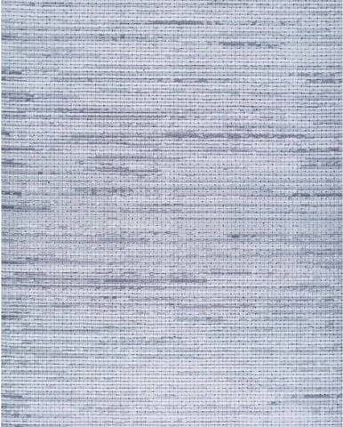 Modrý venkovní koberec Universal Vision, 50 x 140 cm