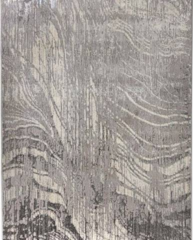 Šedý koberec Flair Rugs Arissa, 160 x 230 cm