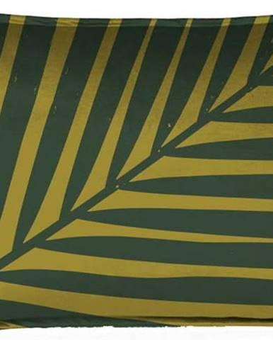Dekorativní povlak na polštář Velvet Atelier Palmas, 50 x 35 cm