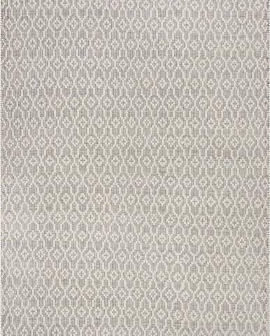 Šedo-béžový vlněný koberec Flair Rugs Dream, 160 x 230 cm
