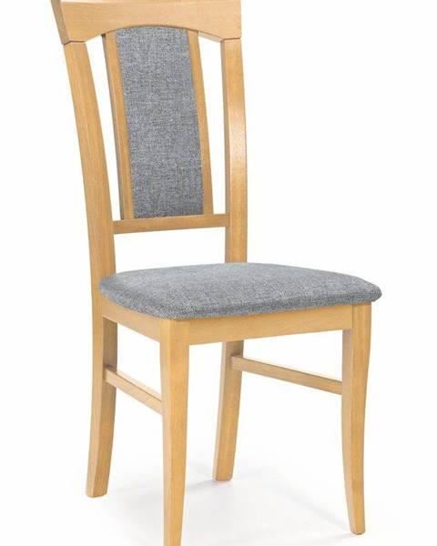 Halmar Halmar Jídelní židle Konrad medový dub