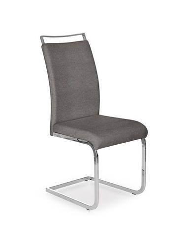 Halmar Jídelní židle K348, šedá