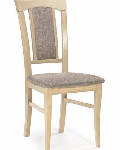 Halmar Jídelní židle Konrad, dub sonoma