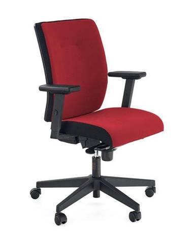 Halmar Kancelářská židle Pop, červená
