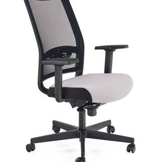 Halmar Kancelářská židle Gulietta, šedá