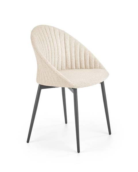 Smartshop Jídelní židle K-357, béžová