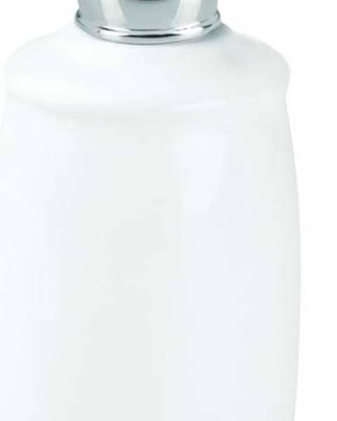 iDesign Bílý dávkovač na mýdlo iDesign York, 354ml