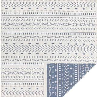 Modro-krémový venkovní koberec Bougari Kuba, 290 x 200 cm