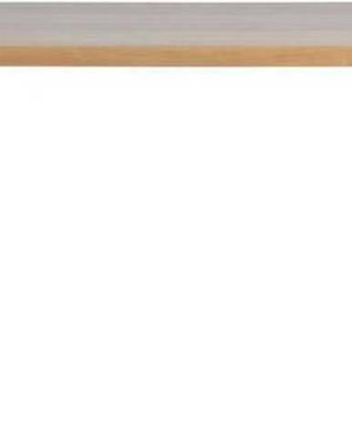 Jídelní stůl s dubovou dýhou vtwonen Angle