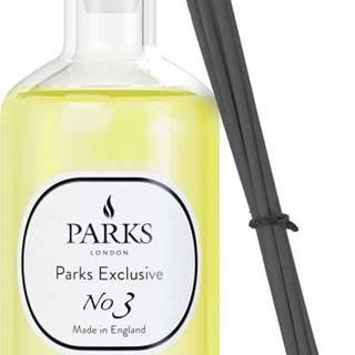 Vonný difuzér s vůní santalového dřeva a Ylang Ylang Parks Candles London, intenzitavůně8 týdnů